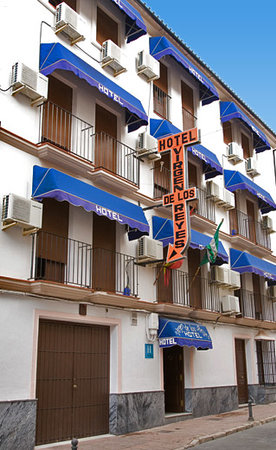 Hotel virgen de los reyes ronda spain hotel reviews for Hotel casa de los azulejos tripadvisor