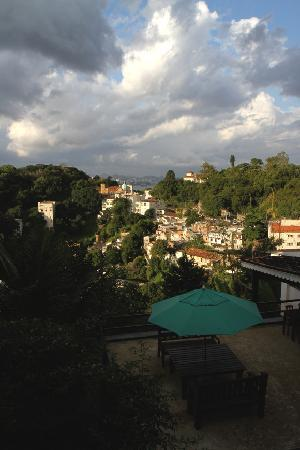 Castelinho38: View from balcony.