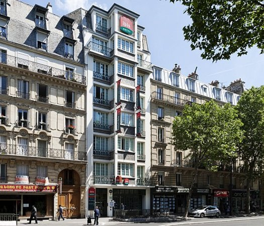 Ibis Paris Ornano Montmartre North 18th