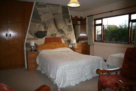 Broadlands B&B: Bedroom at Broadlands B & B