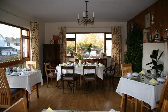 Broadlands B&B: Dining Room at Broadlands B & B
