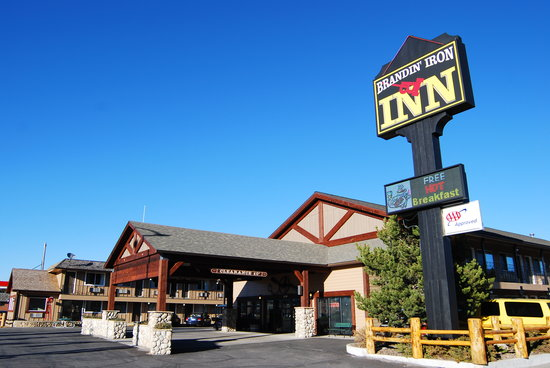 Brandin' Iron Inn Photo