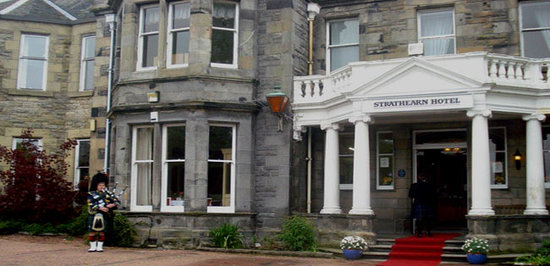 ‪The Strathearn Hotel‬