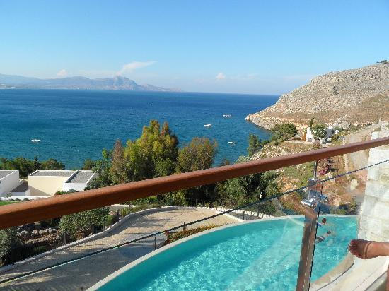 Lindos Blu: A view from the hotel