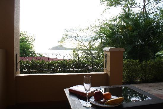 Gulf of Papagayo, Costa Rica: View from our room