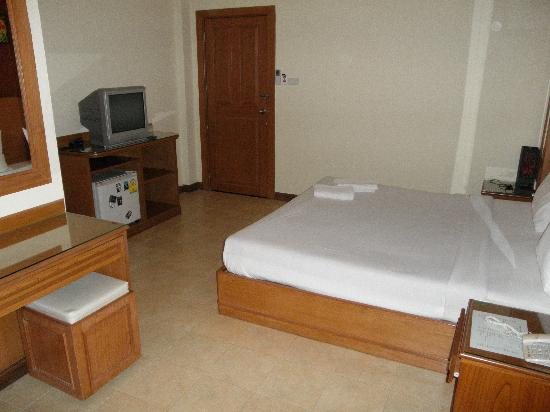 Siam Hotel: another impression of the room