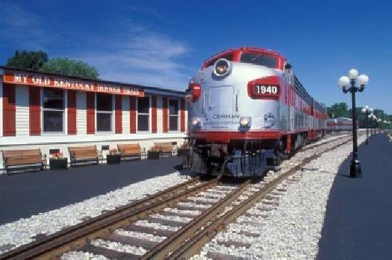 Bardstown, KY: My Old Kentucky Dinner Train