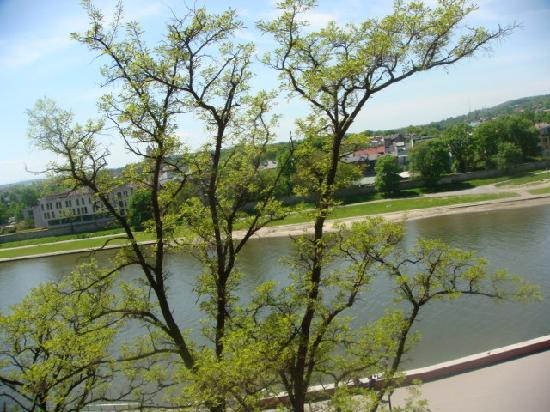 Trecius Guesthouse: View of the river