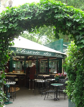 La closerie des lilas paris saint germain des pres for Restaurant jardin ile de france