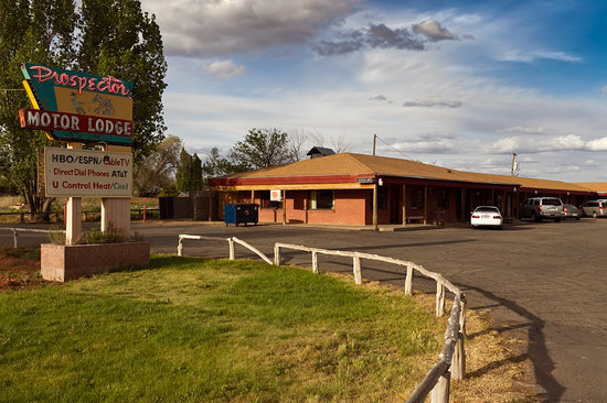 Photo of Prospector Motor Lodge Blanding