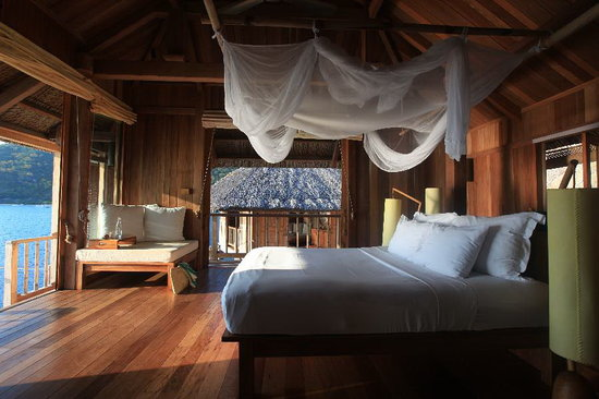 Six Senses Ninh Van Bay: Bedroom