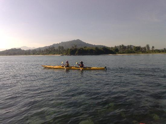 Germany: jay kayak of lombok island