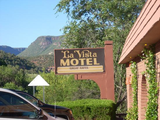 La Vista Motel: Motel Sign (VERY AFFORDABLE)