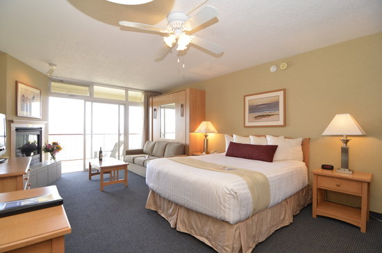 BEST WESTERN Ocean View Resort: Ocean Front Queen w/Wallbed