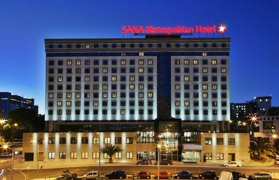 SANA Metropolitan Hotel