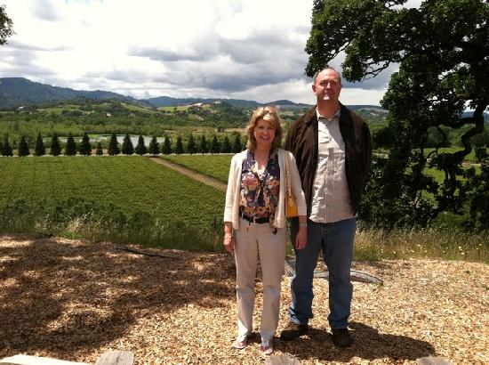 Forestville, CA: Wine tour