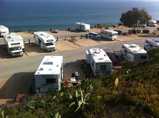 Malibu Beach Rv Park Picture Of Malibu Beach Rv Park