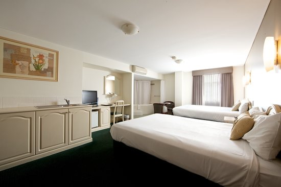 Hotel Northbridge: Double Regency Spa Room