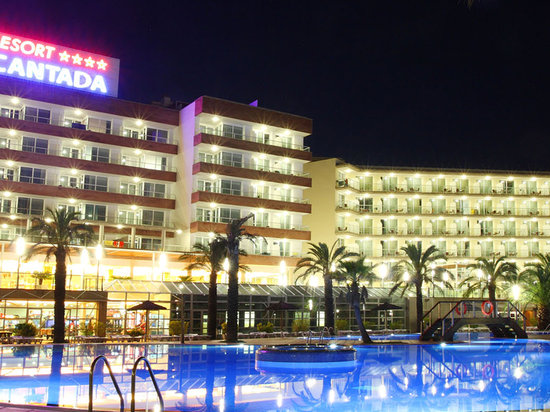Aparthotel Costa Encantada