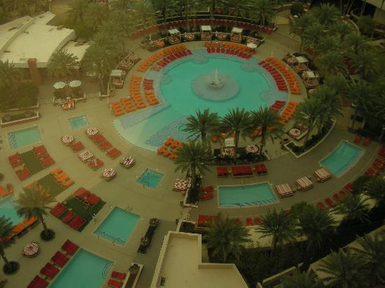 Pool From Our Room