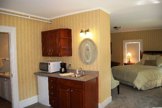 Oxen Yoke Inn, Motel & Cottages: Bridal Suite