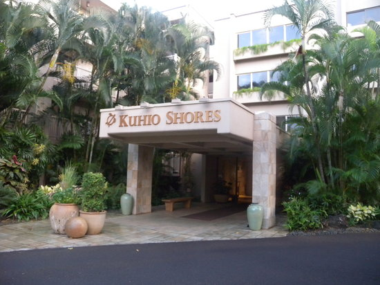Kuhio Shores Condos: Beautiful Welcome