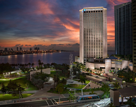 Hotel InterContinental Miami: InterContinental Miami