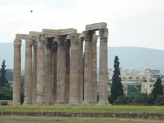Related Pictures temple of olympian zeus athens greece wallpapers