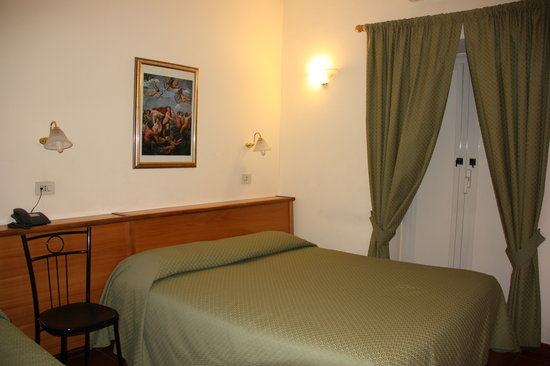 Welrome Hotel: Colosseo room