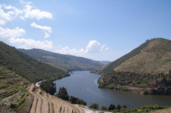 Quinta do Pego: View from our room
