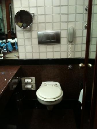 Taj Palace Hotel: Bathroom