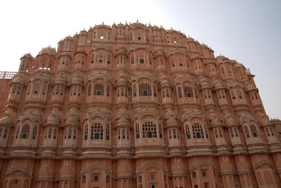 Hawa Mahal - Palace of Wind