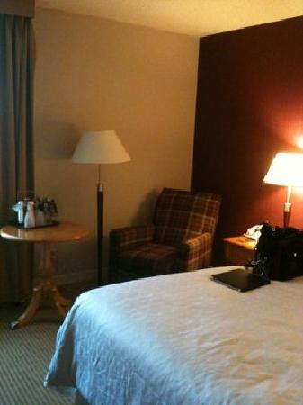 Sheraton Cleveland Airport Hotel: Another view of the room