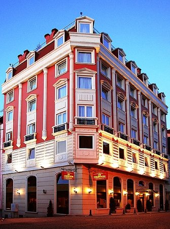 ‪The Golden Horn Hotel‬