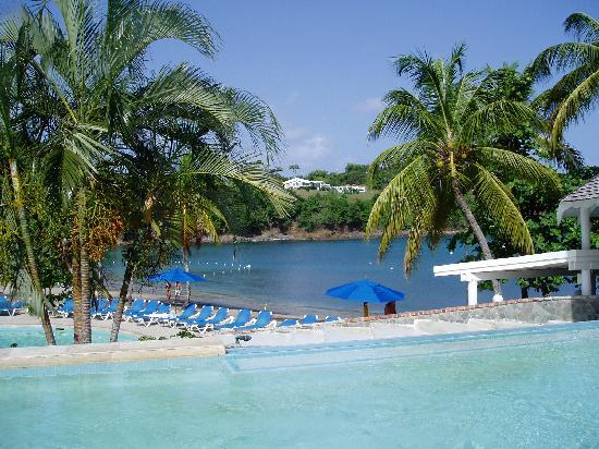 Cap Estate, Saint Lucia: pool