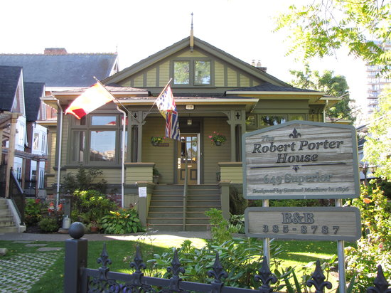 Robert Porter House B&amp;B : Robert Porter House 2010 