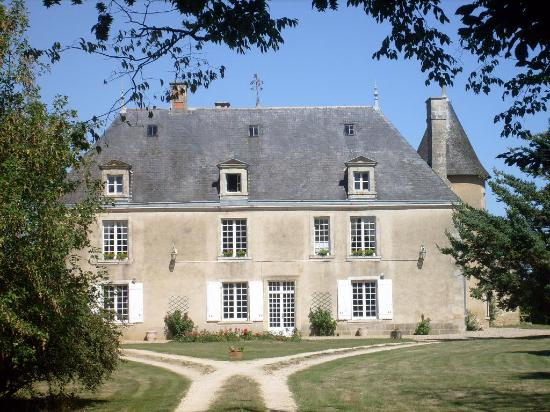 Chateau de Boiscoursier