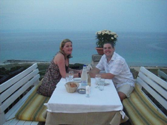 Country Inn Hotel: Sea Front Resturant - Afitos