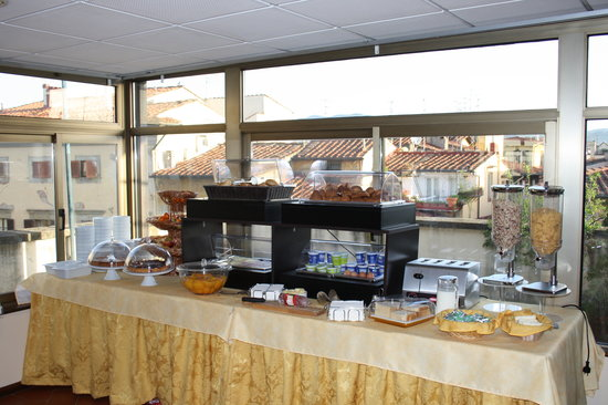 Hotel Bodoni: Colazione &quot;Bodoni&#39;s taste&quot;