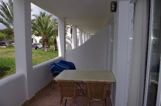 Apartamentos Cala d&#39;Or Playa: the balcony