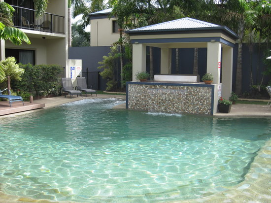 Mackay, Australia: The pool so inviting