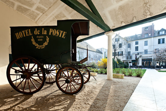 Photo of Hotel de la Poste Beaune