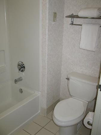 Comfort Inn Vail Valley: Room 211 - Bathroom
