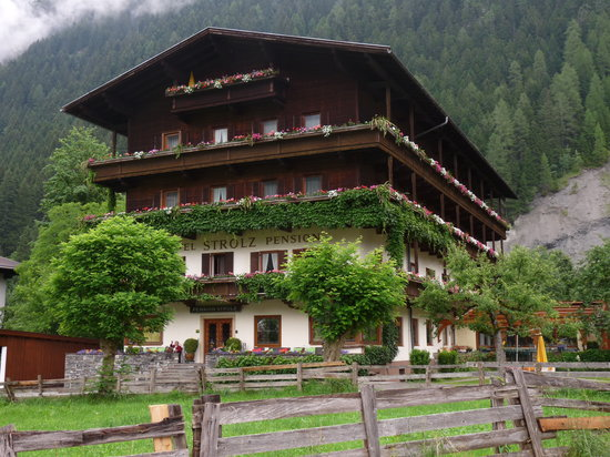 Photo of Hotel Pension Strolz Mayrhofen