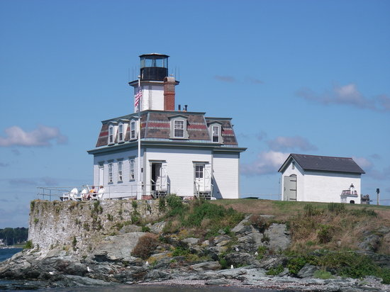 Rose Island Lighthouse: Pure Peace!
