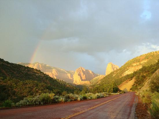Saint George, UT: Kolob Canyons in Zion