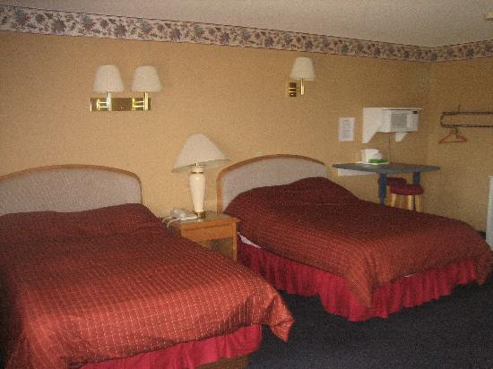 Executive Inn: Double bed Room