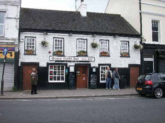 Dufferin Coaching Inn : Oldest pub, Donaghadee 