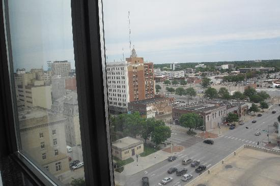 Holiday Inn Lincoln - Downtown: Capital in the distance from our room