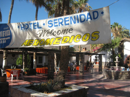Photo of Hotel Serenidad Mulegé